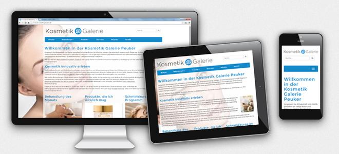 Webdesign Angebot für Sie